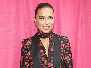 Adriana Lima Shuts Down Justin Bieber Dating Rumors, Says 'Anybody Below 6-Foot-7' Is Just a 'Friend'