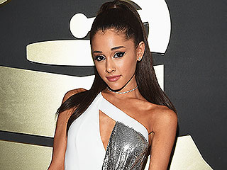 Ariana Grande (and Her Cat Ears!) Beat Out Kim Kardashian for Yahoo's Most Fashionable Celeb of 2015
