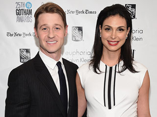 Morena Baccarin and Ben McKenzie are Glowing Parents-to-Be at Gotham Independent Film Awards
