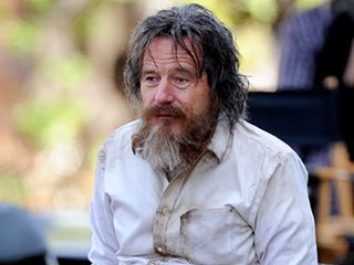 Bryan Cranston Looks Nearly Unrecognizable as Homeless Man on Set of New Film – See His Two Other Looks