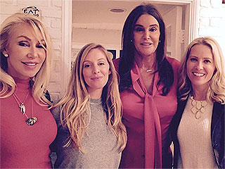 Caitlyn Jenner's Ex-Wife Linda Thompson Posts Thanksgiving Photo with Jenner, Says 'She's Always Welcome in My Home'