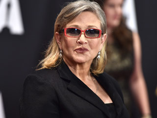 Carrie Fisher Says She Was Pressured to Lose Weight for Star Wars: The Force Awakens