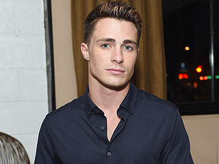 Arrow Star Colton Haynes Reveals Struggle with Anxiety, Agoraphobia: 'It's a Battle'