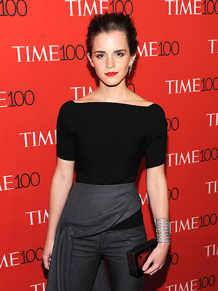 Emma Watson Tweets Approval of Black Hermione, Noma Dumezweni