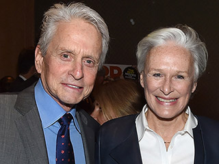Michael Douglas and Glenn Close Reunite, Prove Their Not-So-Fatal Attraction is Still Strong