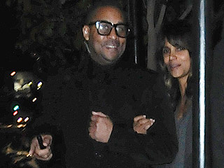 Newly Single Halle Berry Hits the Dance Floor at a Hollywood Club During Night Out with Friends