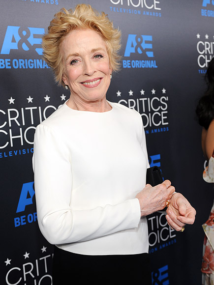 Holland Taylor Opens Up About Relationship with a Woman