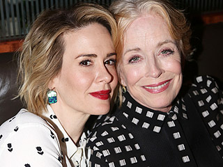 Sarah Paulson Says She 'Absolutely' Is 'in Love' with Holland Taylor