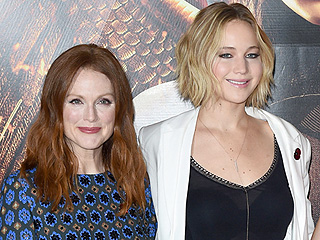 Julianne Moore on Jennifer Lawrence: 'She's a Genuinely Authentic Individual'