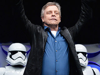 FROM EW: Mark Hamill Walked Around Hollywood Disguised as a Stormtrooper