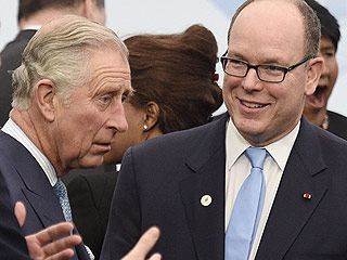 Prince Albert Praises Prince Charles as 'Way Ahead of the Curve' on Climate Change