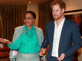 'He Will Never Be Forgotten': Prince Harry Ends South African Tour with a Special Visit with Nelson Mandela's Widow