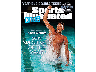 FROM SI KIDS: Meet the 15-Year-Old Super Swimmer Who Was Named SportsKid of the Year
