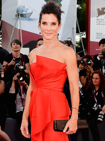 Sandra Bullock on What Makes a Family, and How She Views Marriage