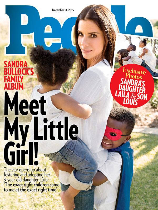 Why I Support Sandra Bullock's Decision to Adopt Another ... Sandra Bullock Children