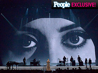 FIRST LOOK: Adele Returns to the Stage for First Concert in Four Years for NBC Special