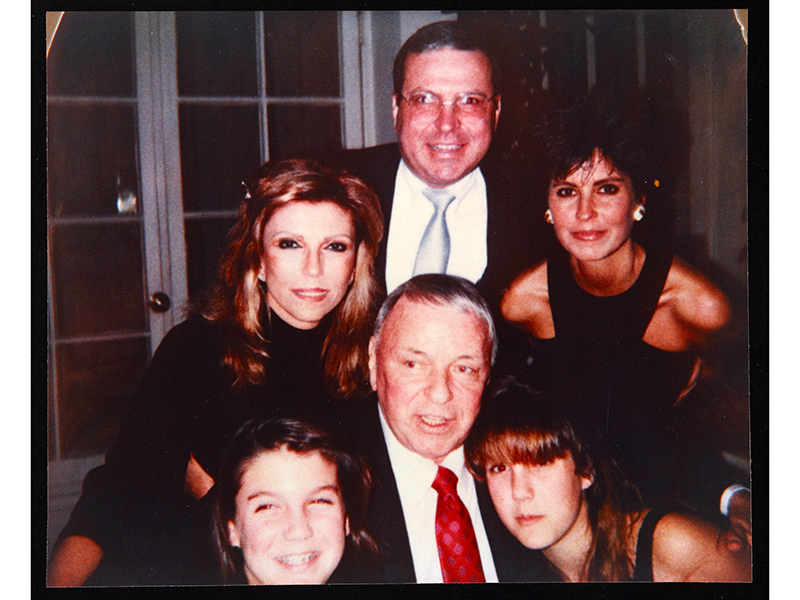 Frank Sinatra's Family Shares Exclusive Photos in Honor of ...