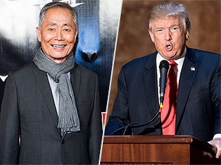 George Takei Invites Donald Trump to His Broadway Show to Learn About Japanese-American Internment 'Unless You're Chicken'