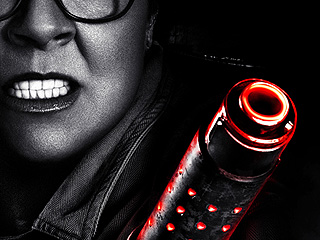 See Melissa McCarthy Ready to Take Down the Supernatural in Ghostbusters Character Poster