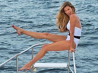 Gisele Bündchen's Latest Instagram Post Will Give You Major Workplace Envy