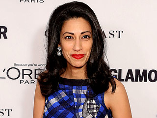 Huma Abedin on Donald Trump's Anti-Muslim Plans: 'I Want My Son to Grow Up in the Same Open, Tolerant, Welcoming America I've Always Known'