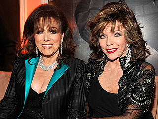 Joan Collins Reflects on Life With Sister Jackie Two Months After Her Death: 'I Miss Her Very Much'