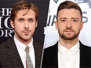 Squad Goals! New Dads Ryan Gosling and Justin Timberlake Hang Out at SNL Afterparty
