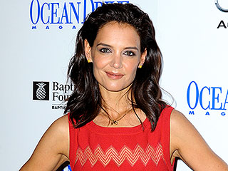 Katie Holmes Calls Stepping Behind the Camera 