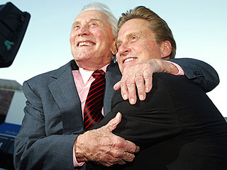 Kirk Douglas Turns 99! See Son Michael Douglas's Sweet Facebook Post