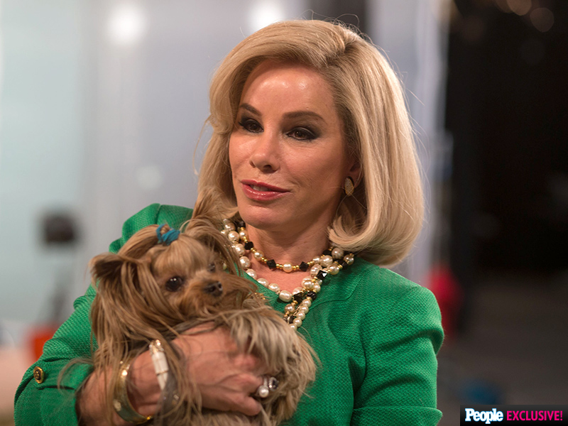 Melissa Rivers Plays Her Late Mom Joan in New Movie Joy
