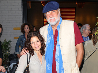 Mick Fleetwood's Divorce is Finalized