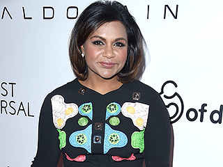 You'll Never Guess Who Picked Out Mindy Kaling's Latest Red Carpet Look