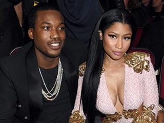 Nicki Minaj Explains Her Diamond Rings from Meek Mill