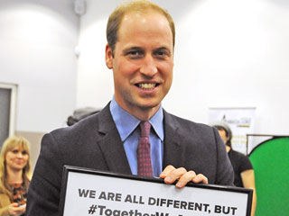 Prince William on Something That 'Defines' Him: 'I Am a Prince'