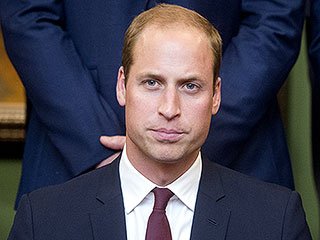 Prince William Joins Up with Charity Set Up in Princess Diana's Honor to Combat Bullying