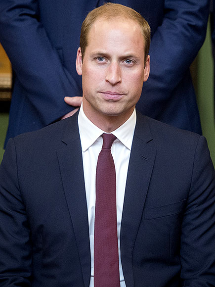 Prince William Praised for Efforts to Prevent Male Suicide