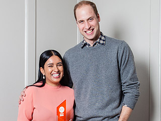 Former Homeless Teen Turned Journalist Reveals How Prince William Gave Her the Biggest Scoop of Her Life