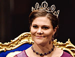 Queen for a Week! Pregnant Princess Victoria Is in Charge of Sweden