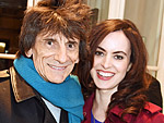 Twins on the Way for Ronnie Wood