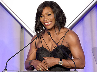 Serena Williams Accepts Sports Illustrated Sportsperson of the Year Award: 'This Only Makes Me Want to Work Harder'