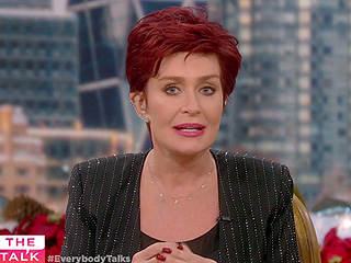 Sharon Osbourne Skips The Talk amid Ozzy Split Drama: 'I Don't Know How Much More She Can Take,' Says Source