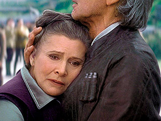 Carrie Fisher on the Metal Bikini, 'That Awful Hairstyle' and How Princess Leia Changed Her Life