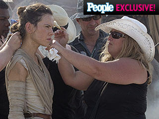 What's the Deal with Leia and Rey's Hair in Star Wars: The Force Awakens? Get Ready for a 'Bam!' Moment