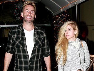 Friendly Exes Avril Lavigne and Chad Kroeger Reunite in L.A. Three Months After Announcing Separation