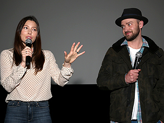 Justin Timberlake and Jessica Biel Turn L.A. Event Into Adorable Date Night (Again)