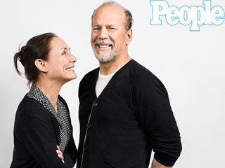 Misery Star Bruce Willis Cops to Stage Jitters – and Reveals the Broadway Advice Daughter Rumer Gave Him