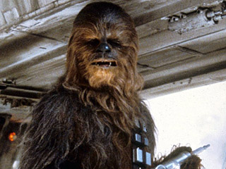 FROM EW: Chewbacca Actor Peter Mayhew Invites Widow of Late Star Wars Fan to His Home
