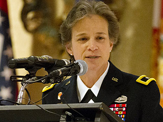 General Diana Holland Will Become West Point's First Female Commandant of Cadets
