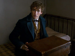 FROM EW: Fantastic Beasts Sequel in the Works, Release Date Set for 2018