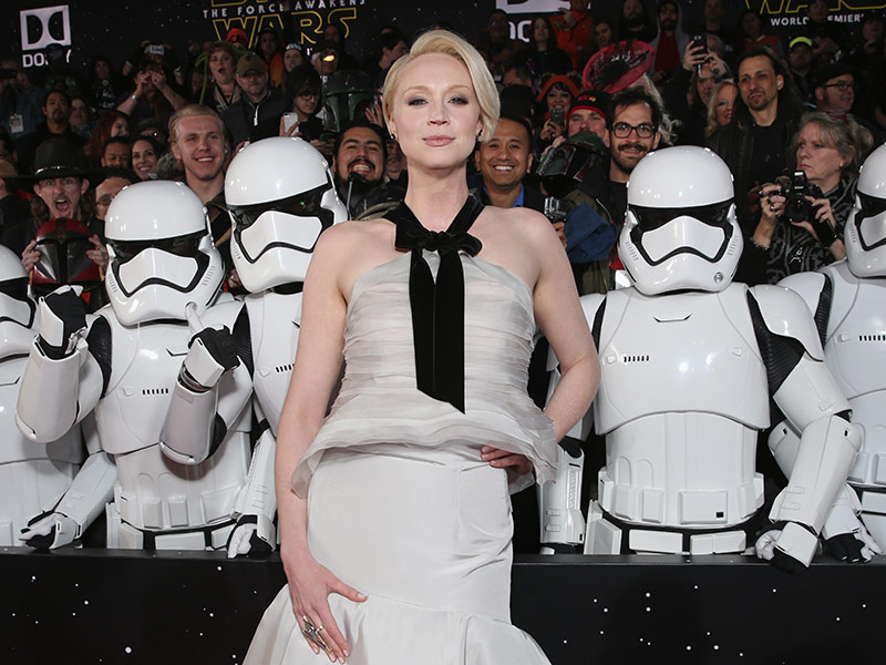 Gwendoline Christie Loves Being a New Kind of Action Heroine – from Game of Thrones to Star Wars